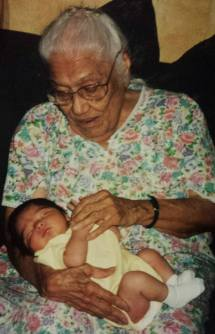 MyBeautiful Great Grandma Esther